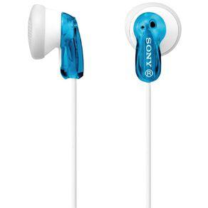 Sony In Ear Headphones - Blue