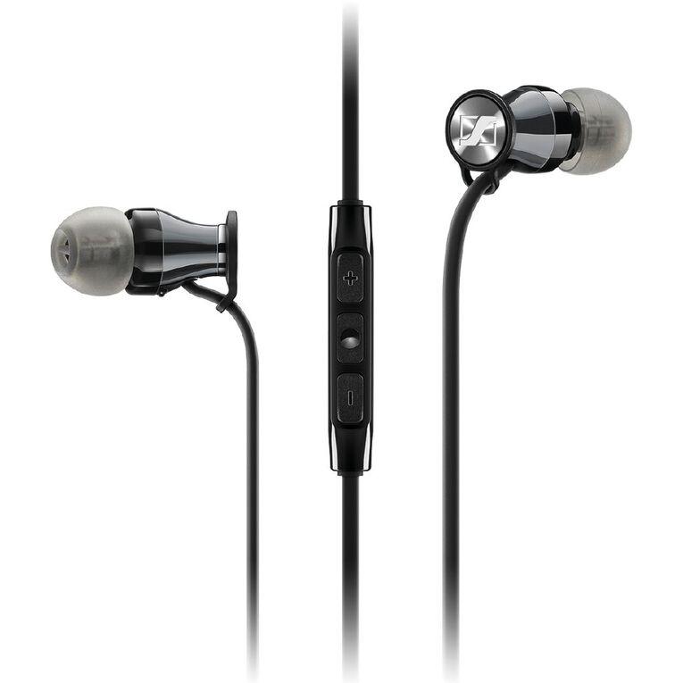 Sennheiser Momentum 2.0 In-Ear Headphones for Android - Black, , hi-res