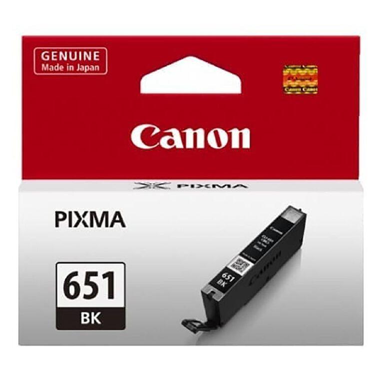 Canon CLI651BK Ink - Photo Black, , hi-res