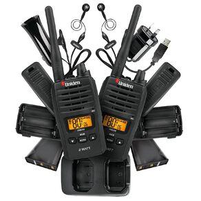 Uniden UH820S-2 UHF Handheld Radio