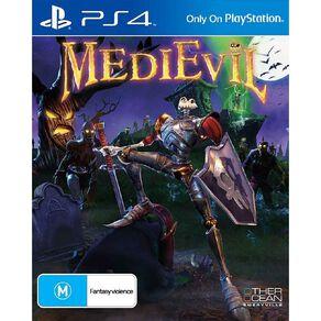 PlayStation 4 MediEvil
