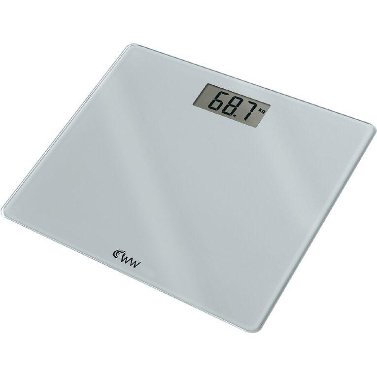 Weight Watchers Bathroom Scale, , hi-res