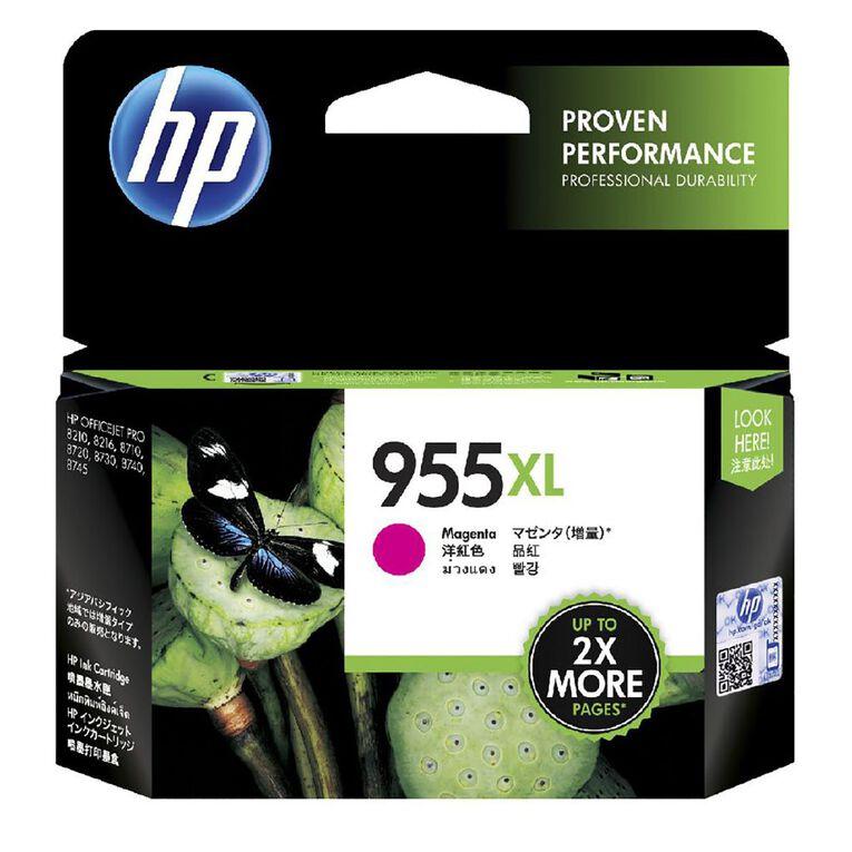 HP 955XL Ink - Magenta, , hi-res