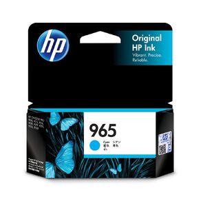HP 965 Original Ink - Cyan