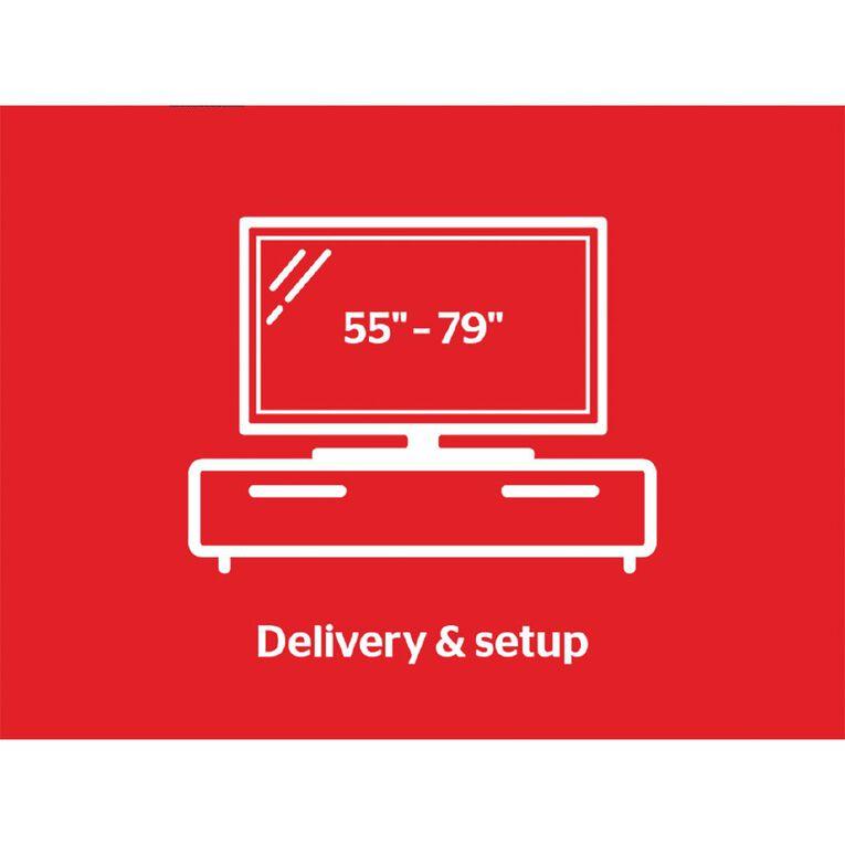 "Tech Solutions TV Delivery & Set Up Service 55"" - 79"", , hi-res"