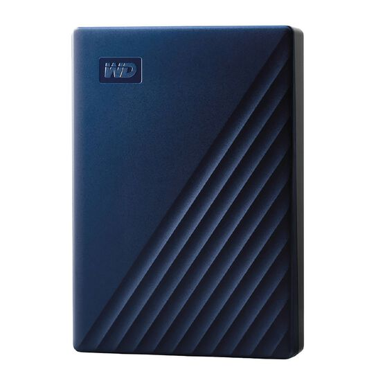 WD My Passport for Mac 4TB USB 3.0 External HDD