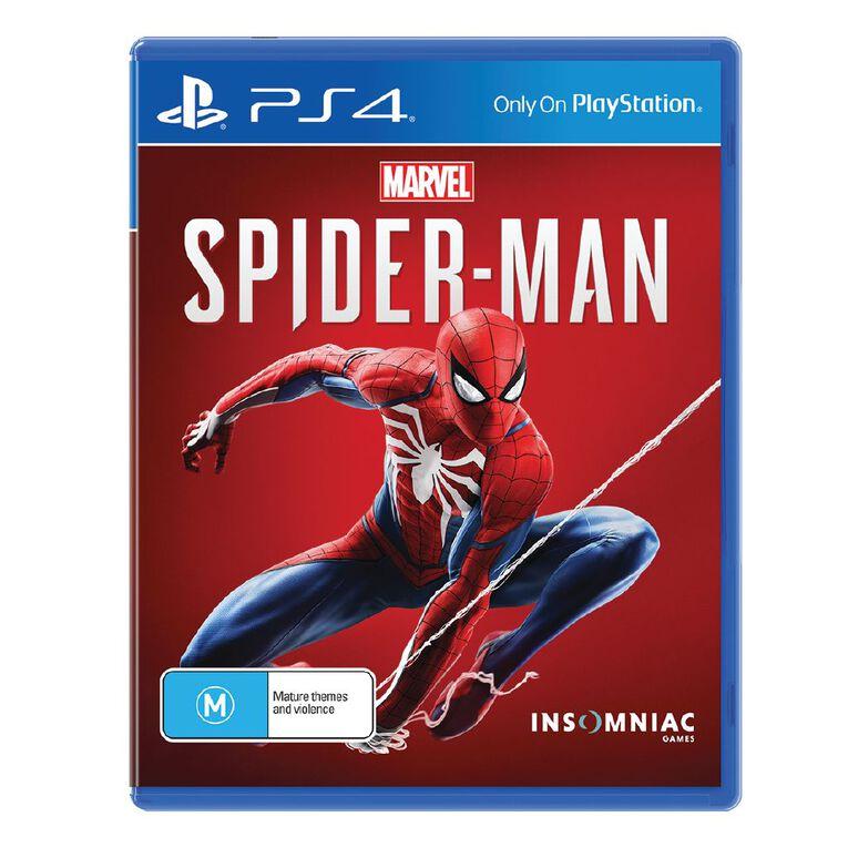 PlayStation 4 Marvel's Spider-Man, , hi-res