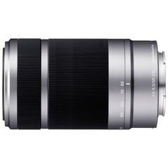Sony SEL55210 55-210mm Zoom Lens Black