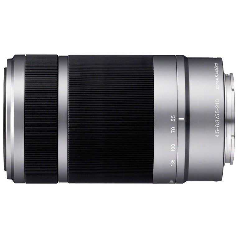Sony E 55-210mm F4.5-6.3 OSS Lens, , hi-res