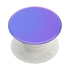 Popsockets PopGrip Premium Colour Chrome Aurora Purple