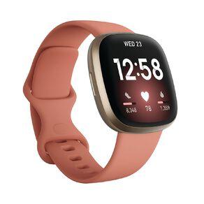Fitbit Versa 3 Pink/Gold