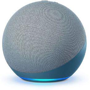 Amazon Echo 4th Gen with Premium Sound, Smart Home Hub & Alexa Twilight Blue