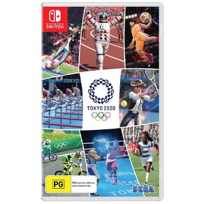 Nintendo Olympic Games Tokyo 2020: The Official Video Game - NSW