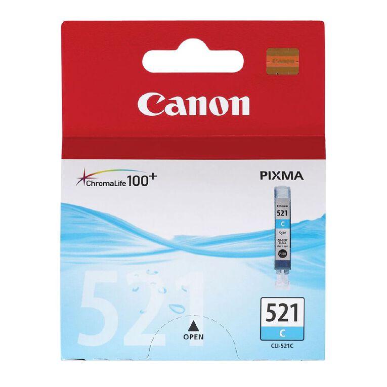 Canon CLI521C Ink - Cyan, , hi-res