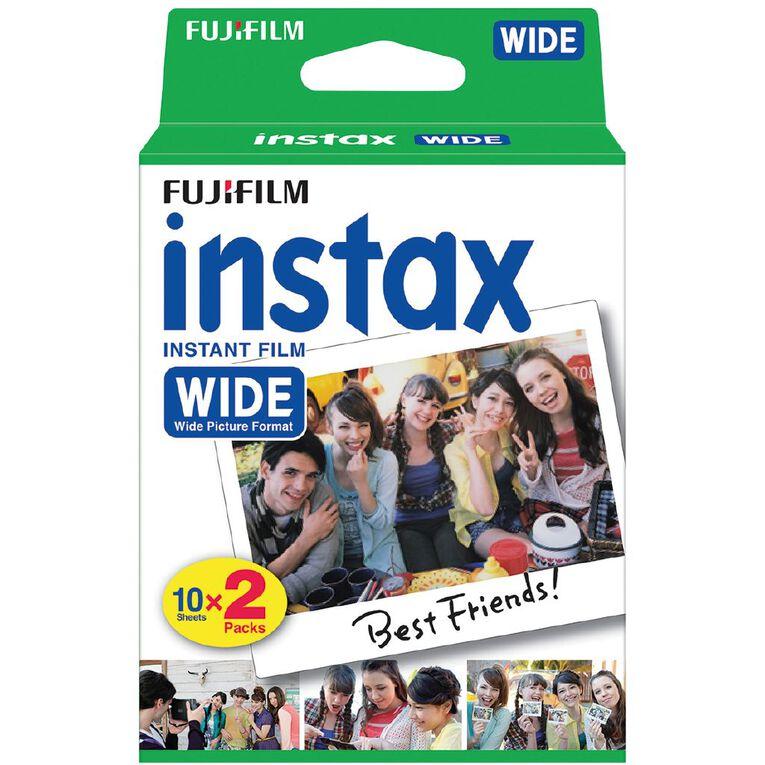 Fujifilm INSTAX Wide 210 20PK, , hi-res