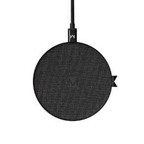 Moyork Wireless Charger - Jersey Grey Fabric