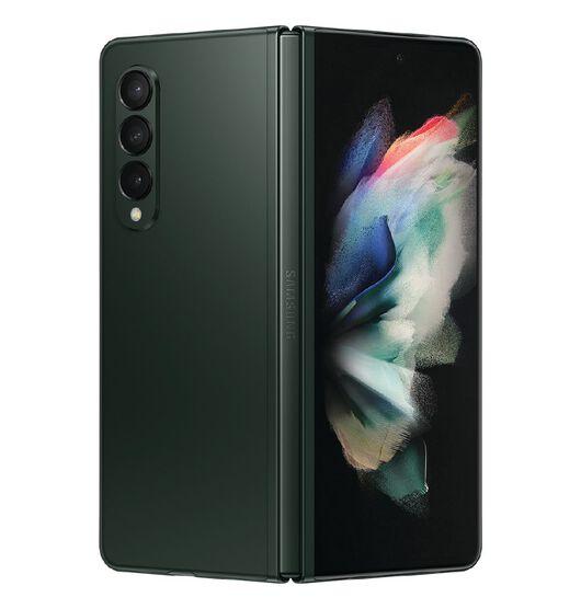 Image of Galaxy Z Fold3 256GB Green