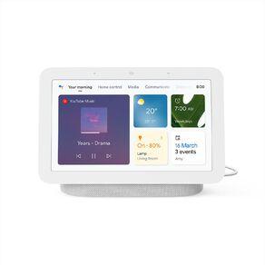 Google Nest Hub - Chalk (2nd Gen)