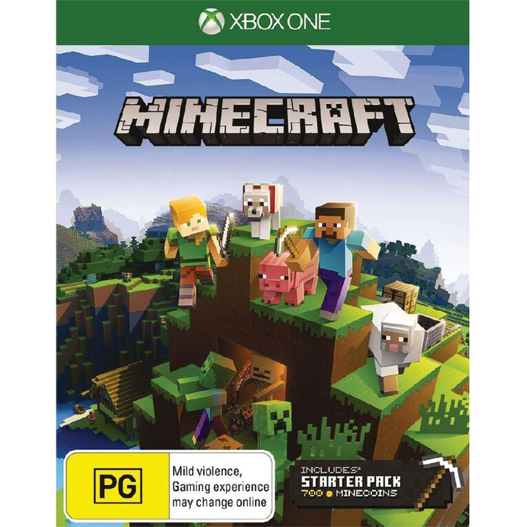 Xbox One Minecraft Starter Collection, , hi-res