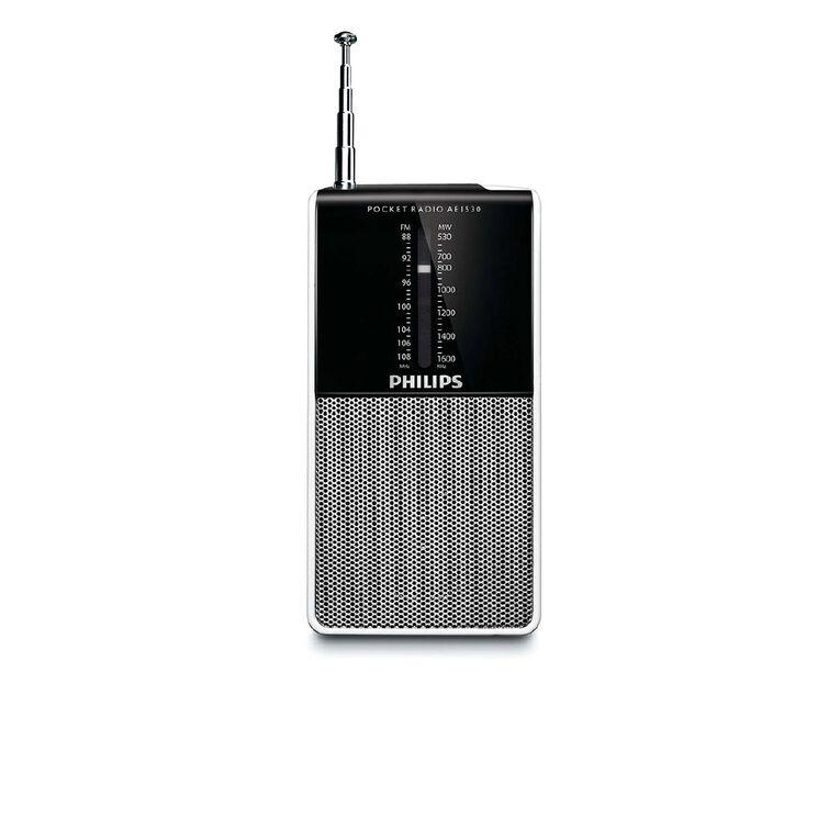 Philips Pocket Sized Portable Radio, , hi-res