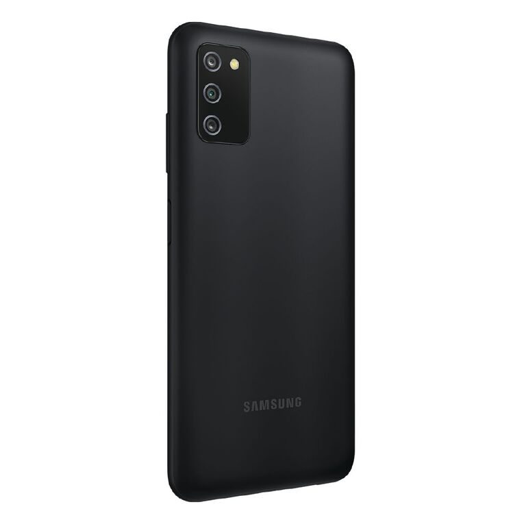 Samsung Galaxy A03S with Spark Sim - Black, , hi-res