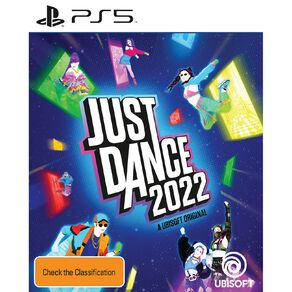 PlayStation 5 Just Dance 2022