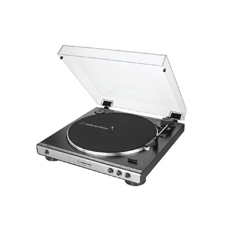 Audio Technica Auto Belt Drive Turntable - Gun Metal, , hi-res