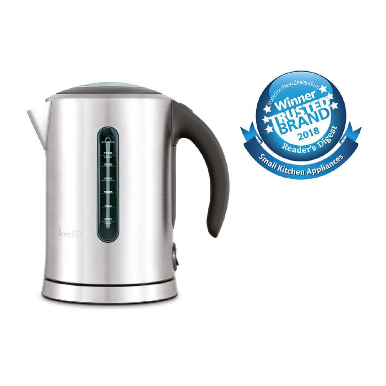 Breville The Soft Top Pure Kettle, , hi-res