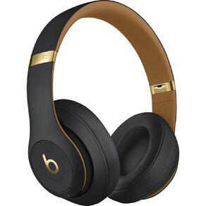 Beats Studio3 Wireless Over-Ear Headphones - Skyline Collection - Midnight Black