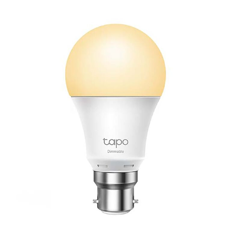 TP-Link Tapo Smart Wifi Light Bulb Dimmable B22 Base, , hi-res