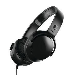 Skullcandy Riff On Ear Headphones - Black
