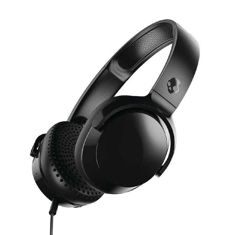 Skullcandy Riff On Ear Headphones - Black, , hi-res