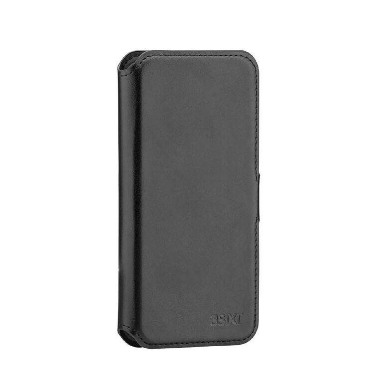 3SIXT NeoWallet Case for iPhone SE 2020 - Black, , hi-res
