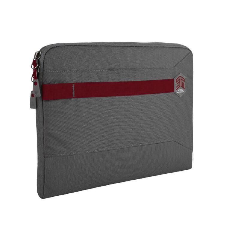 "STM Summary 15"" Laptop Sleeve - Granite Grey, , hi-res"