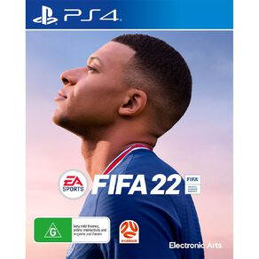 PlayStation 4 FIFA 22