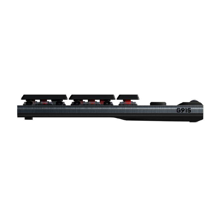 Logitech G915 LIGHTSPEED Wireless Mechanical Gaming Keyboard - GL Linear, , hi-res