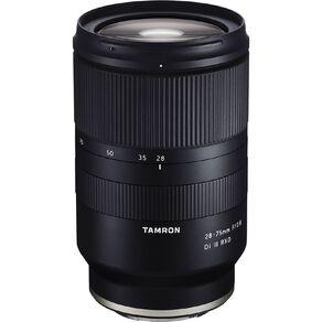 Tamron 28-75mm f/2.8 Di III RXD Lens - Sony E