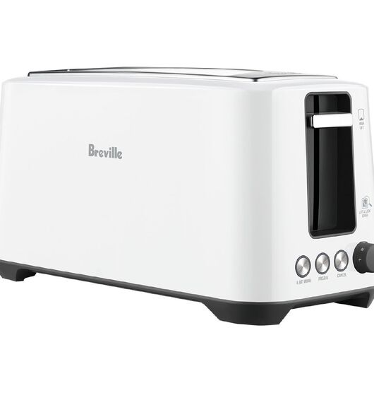 "Breville The ""Lift & Look"" Plus 4 Slice Toaster"