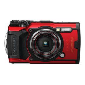 Olympus TG-6 Tough Camera - Red