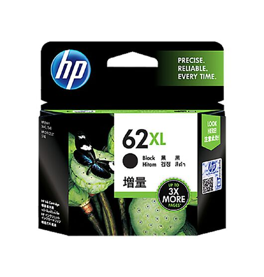HP NO.62XL Black Ink Cartridge