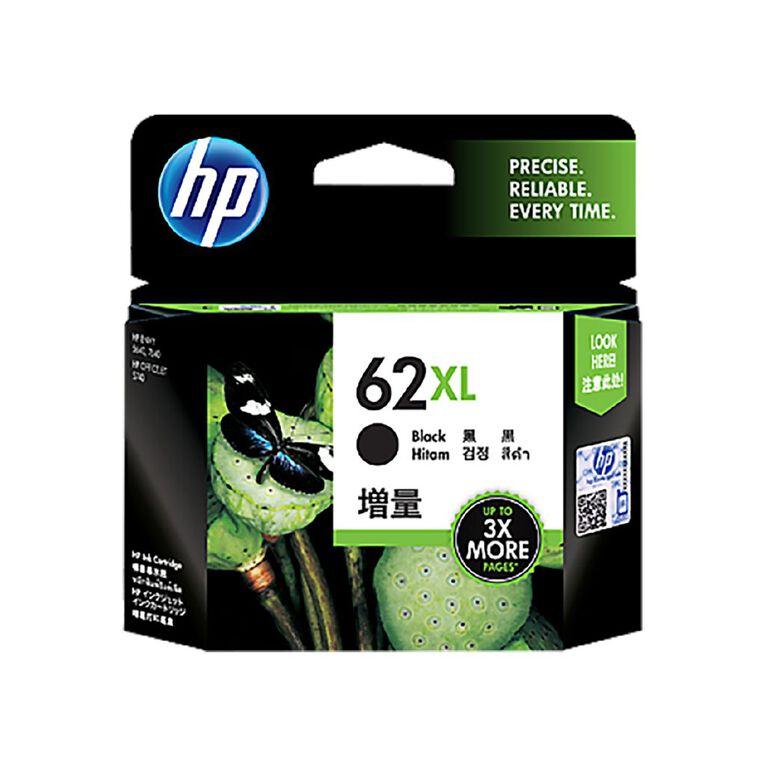 HP NO.62XL Ink - Black, , hi-res