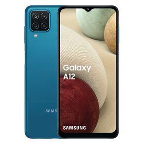 Samsung Galaxy A12 Awesome Blue