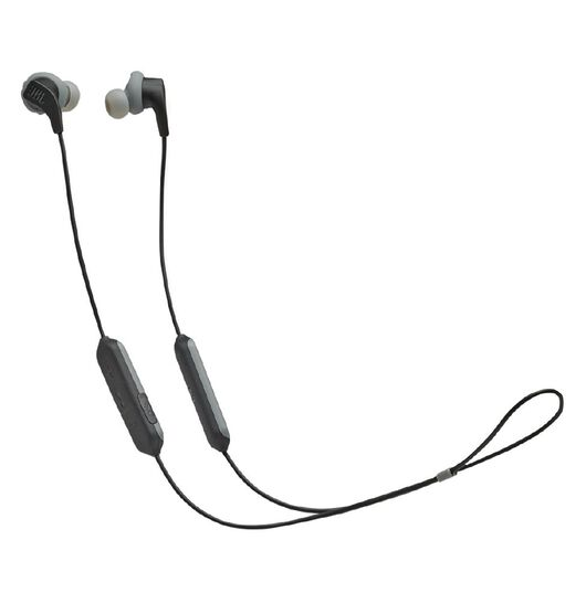 JBL Endurance RUNBT Wireless Sports In Ear Headphones - Black/Grey