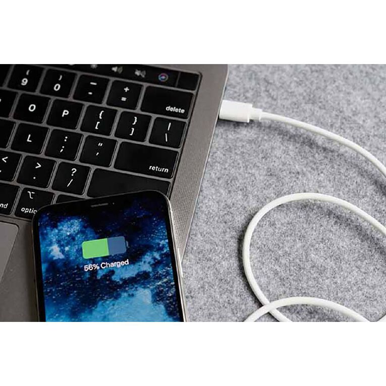 Smaak Foundation USB-C to Lightning Cable 1.2M, , hi-res