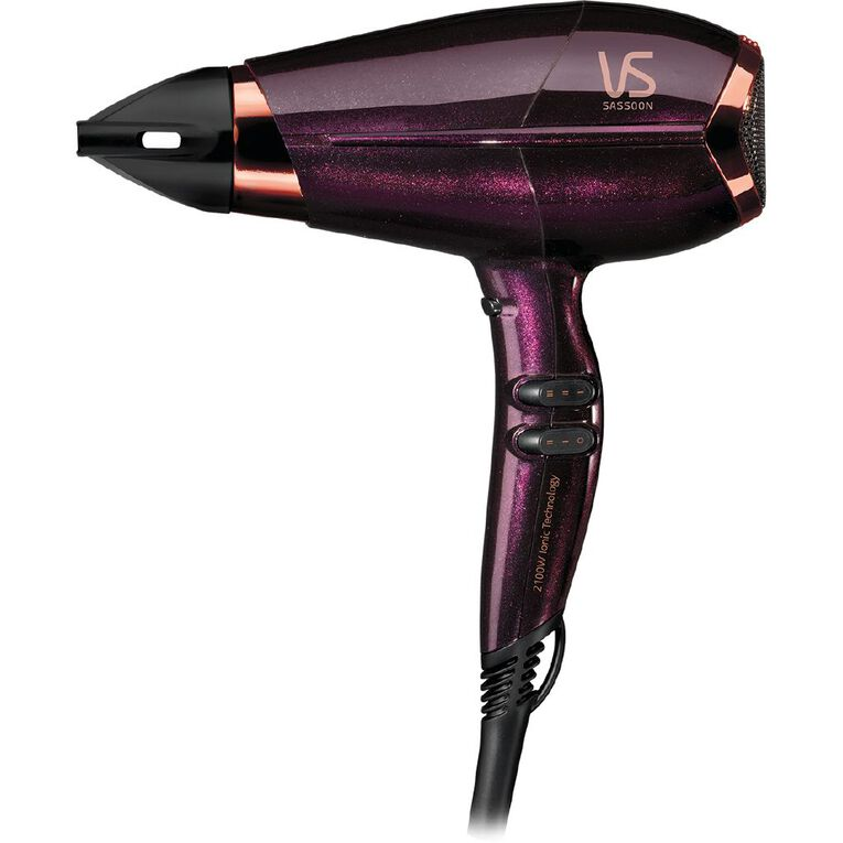 VS Sassoon Keratin Protect Salon Performance Hair Dryer, , hi-res