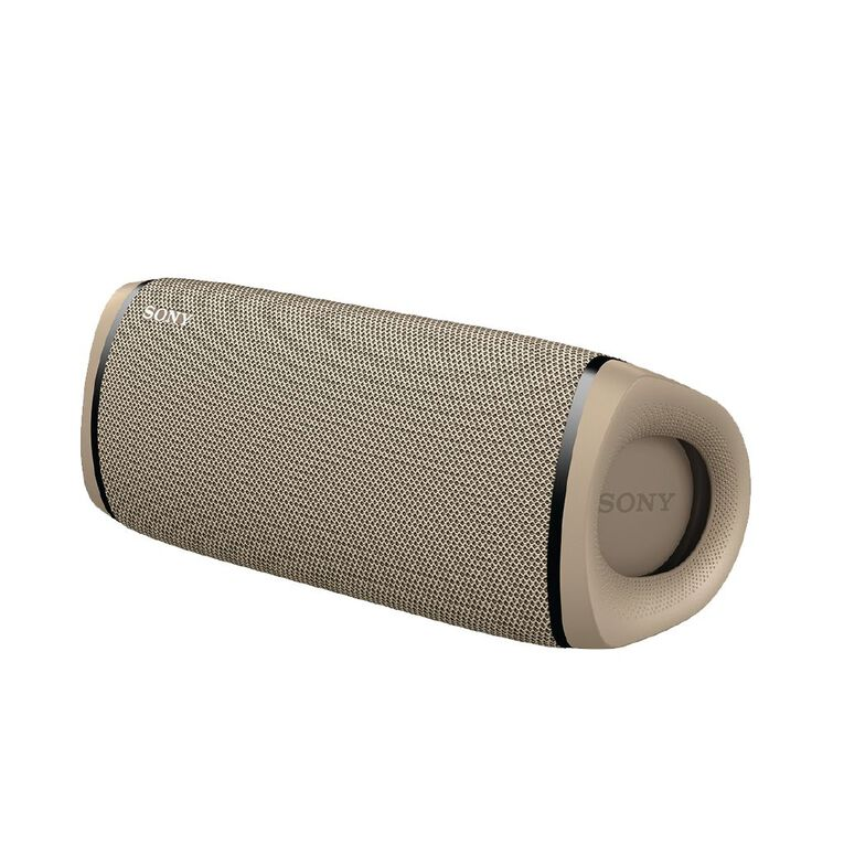 Sony SRS-XB43 EXTRA BASS Portable Bluetooth Speaker - Taupe, , hi-res