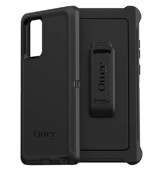 OtterBox Defender Case for Samsung Galaxy Note 20 - Black