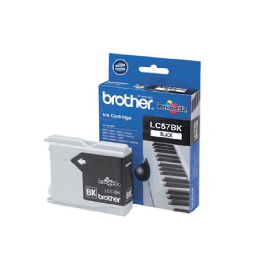 Brother LC57BK Ink - Black