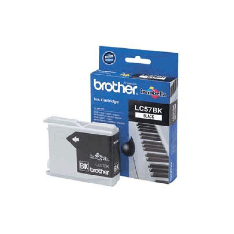 Brother LC57BK Ink - Black, , hi-res
