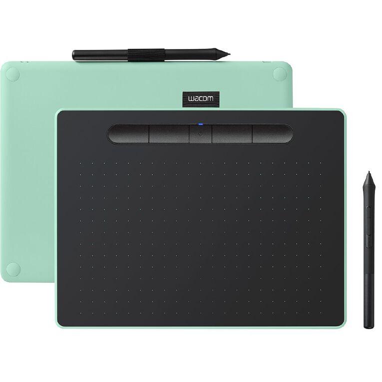 Wacom Intuos Comfort Plus Bluetooth M - Pistachio, , hi-res